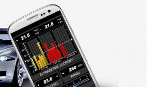 Автомобильный сканер для диагностики автомобиля